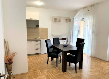 Budva 604 tek yatak odalı daire, Montenegro da satılık emlak, Becici da satılık ev, Becici da satılık emlak