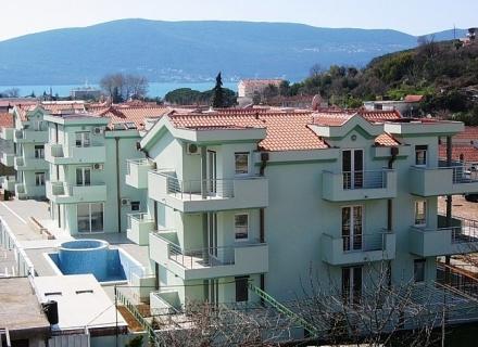 Zelenika'da Apartman Dairesi, Karadağ da satılık ev, Montenegro da satılık ev, Karadağ da satılık emlak