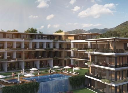 Studios in a hillside complex in Tivat, Bigova da satılık evler, Bigova satılık daire, Bigova satılık daireler