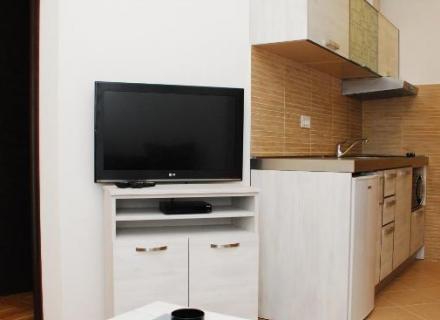 Budva'da tek yatak odalı daire 505, becici satılık daire, Karadağ da ev fiyatları, Karadağ da ev almak