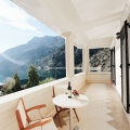 Three-storey villa with a beach and a pier on the Adriatic coast, Karadağ satılık ev, Karadağ satılık müstakil ev, Karadağ Ev Fiyatları
