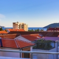 For sale one bedroom apartment on the new buidling only 350 meters from the sea.