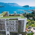 One bedroom apartment in Budva in front line., apartment for sale in Region Budva, sale apartment in Becici, buy home in Montenegro