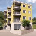 Yeni bir binada satılık daireler, sete ve ünlü Portonovi beldesine sadece beş dakikalık yürüme mesafesindedir.