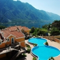 Two bedroom apartment with a sea view in Boka Bay, apartments for rent in Dobrota buy, apartments for sale in Montenegro, flats in Montenegro sale