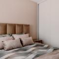 Podgorica'da Güzel İki Yatak Odalı Daire 2+1, Karadağ satılık evler, Karadağ da satılık daire, Karadağ da satılık daireler