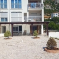 Spacious apartment With a garden in a Complex with a swimming Pool Dobrota, Montenegro real estate, property in Montenegro, flats in Kotor-Bay, apartments in Kotor-Bay