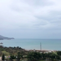 Spacious penthouse in Becici with stunning sea views.