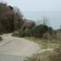 Przno'da panoramik arsa, Montenegro da satılık arsa, Montenegro da satılık imar arsası