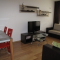 Przno'da iki odalı bir daire, Karadağ da satılık ev, Montenegro da satılık ev, Karadağ da satılık emlak