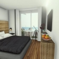 Luxury Two Bedroom Apartment In the center of Budva, sea view apartment for sale in Montenegro, buy apartment in Becici, house in Region Budva buy