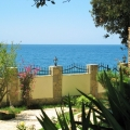 Villa in Utjeha at the first coastline, house near the sea Montenegro