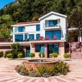 Magnificent villa with Pool and Sea Views near Porto Novi, house near the sea Montenegro