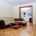 The total area of the apartment - 44m2, in fact more.