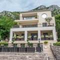 Modern New Villa On The First Line Of The Sea in Muo Kotor, Montenegro real estate, property in Montenegro, Kotor-Bay house sale