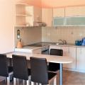 Porto Novi yakınındaki deniz manzaralı iki yatak odalı daire, Montenegro da satılık emlak, Baosici da satılık ev, Baosici da satılık emlak