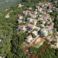 Herceg Novi yakınlarında kentleşmiş panoramik arsa, Montenegro da satılık arsa, Montenegro da satılık imar arsası