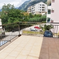 One-bedroom apartment on the beachfront in Dobrota, Montenegro real estate, property in Montenegro, flats in Kotor-Bay, apartments in Kotor-Bay