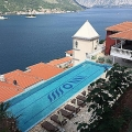 Luxurios villa on the beachfront in Kotor Bay, buy home in Montenegro, buy villa in Kotor-Bay, villa near the sea Dobrota