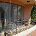The apartment is 45m2 in a residential complex in Becici.