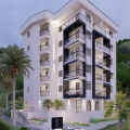 New Residence Building In Becici, Montenegro real estate, property in Montenegro, flats in Region Budva, apartments in Region Budva