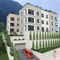 Apartments with view of Boka bay in Dobrota village., apartments in Montenegro, apartments with high rental potential in Montenegro buy, apartments in Montenegro buy