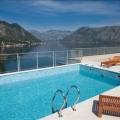 Big two bedroom apartment in Kotor, hotel in Montenegro for sale, hotel concept apartment for sale in Dobrota