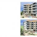 Urbanized plot in Budva, building land in Region Budva, land for sale in Becici Montenegro