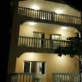 The building consists of three floors, the total area of the building is 178 m2, plus an additional basement room and a laundry room at the back of the building, the villa is located on a plot of 203 m2.