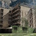Dobrota'da yeni komplekste daireler, becici satılık daire, Karadağ da ev fiyatları, Karadağ da ev almak