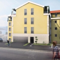 Herceg Novi' de Yeni Binada Daireler, Montenegro da satılık emlak, Baosici da satılık ev, Baosici da satılık emlak
