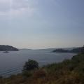 Panoramic plot on the first line in Kamenari, building land in Herceg Novi, land for sale in Kamenari Montenegro