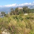 Blizikuce'de panoramik manzaralı arsa, Karadağ da satılık arsa, Karadağ da satılık imar arsası