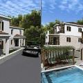 Blizikuce'de villalar, Region Budva satılık müstakil ev, Region Budva satılık villa