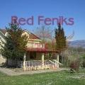 Emlak 4000 m2 alan, yaklaşık 80 m2 arsa üzerinde ev alanı ve 25 m2 alanlı bir veranda ile satılıktır.