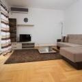 Spacious two-bedroom apartment in Petrovac, Budva Riviera, Karadağ.