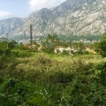 Plot for sale in Kotor Bay, Prcan, Montenegro 5 cadastral parcels.
