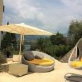 Deniz manzaralı 2+1 daire Tivat Körfezi'nde Djushavichi'de bulunmaktadır.
