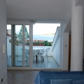 For sale spacious, well appointed apartment situated in the bustling village of Rafailovici.