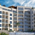 Apartments for sale in Becici, Budva riviera, Montenegro The beginning of works 20.
