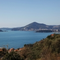 For sale urbinized plot in Przno, Budva Rivjera Area of the plot is 1200m2 On the plot the possibility of building one object 900m2 or two objects of 450m2.
