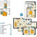 Budva'da Yeni Kompleks, becici satılık daire, Karadağ da ev fiyatları, Karadağ da ev almak