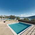 Flat with the garden in Djenovici, hotel residences for sale in Montenegro, hotel apartment for sale in Kotor-Bay