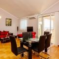Becici'de deniz manzaralı bütün kat üç yatak odalı ev, Montenegro da satılık emlak, Becici da satılık ev, Becici da satılık emlak