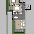 Apartments in a new complex. Dobra voda, apartments in Montenegro, apartments with high rental potential in Montenegro buy, apartments in Montenegro buy