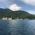 Apartments in a new complex on the beachfront in Boka Bay, Montenegro real estate, property in Montenegro, flats in Region Tivat, apartments in Region Tivat