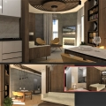 Porto Karadağ kompleksinde yeni bir binada daire, Bigova da ev fiyatları, Bigova satılık ev fiyatları, Bigova da ev almak