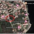 Plot in Prcanj, Kotor bay, building land in Kotor-Bay, land for sale in Dobrota Montenegro