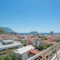 For sale three bedroom apartment in the center of Budva.