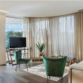 Two bedroom exclusive apartment in the luxury complex on the first line in Budva, apartments for rent in Becici buy, apartments for sale in Montenegro, flats in Montenegro sale